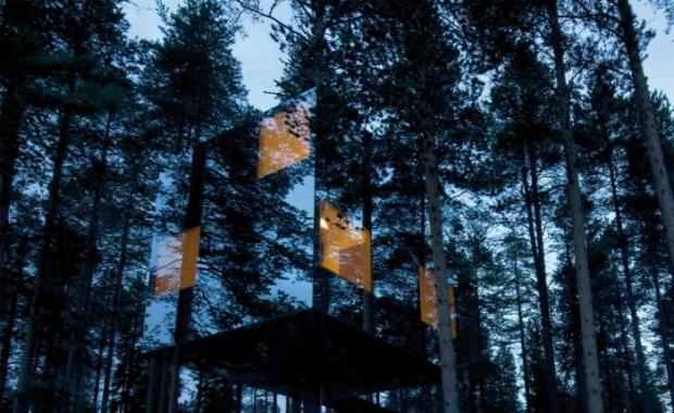 A világ érdekes rejtett titkos ház