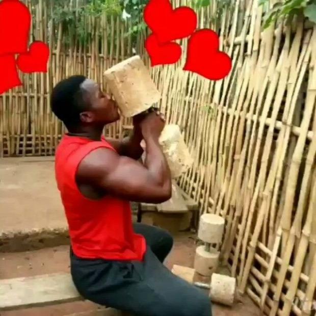 A világ érdekes afrika konditerem DIY csináld magad