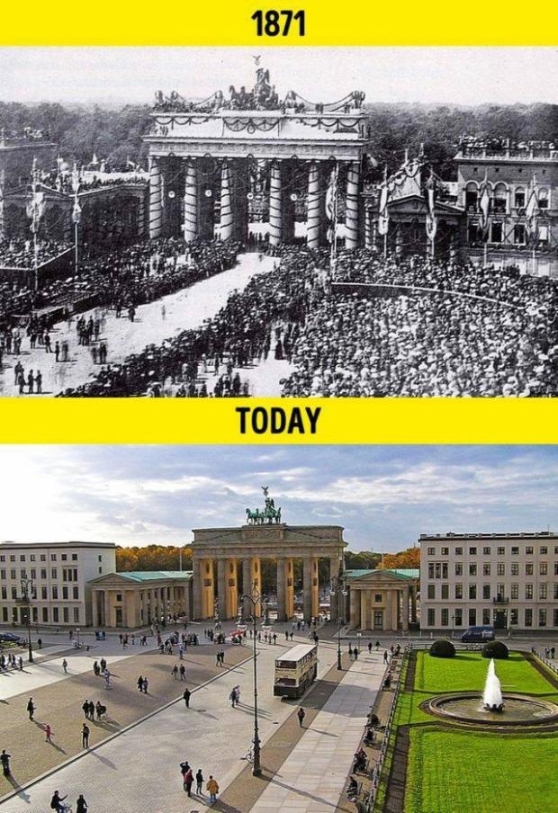 100 év híres hely világ változás