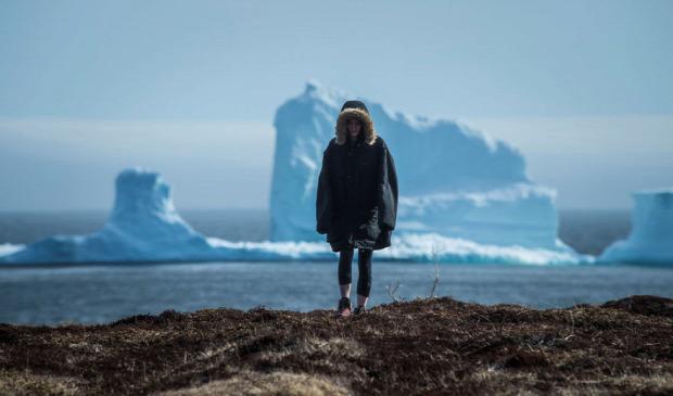 A világ érdekes Kanada Új-Fundland Ferryland jéghegy