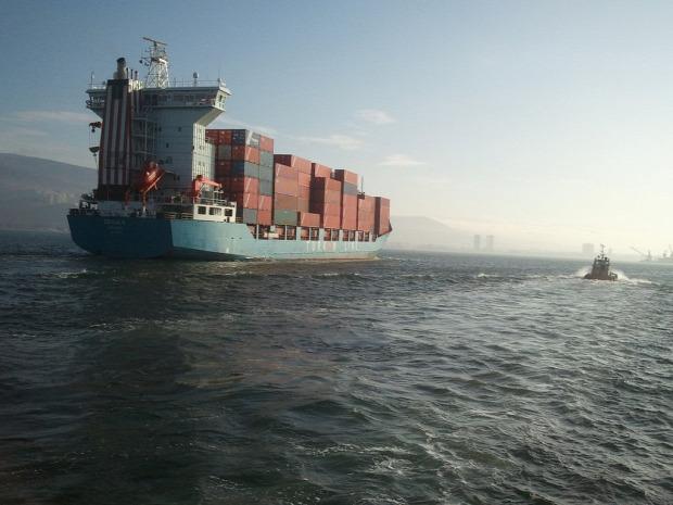 környezetszennyezés hajó dízel