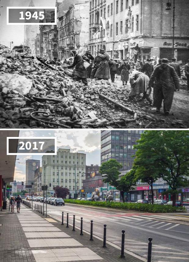 A világ érdekes fotó idő pár változás