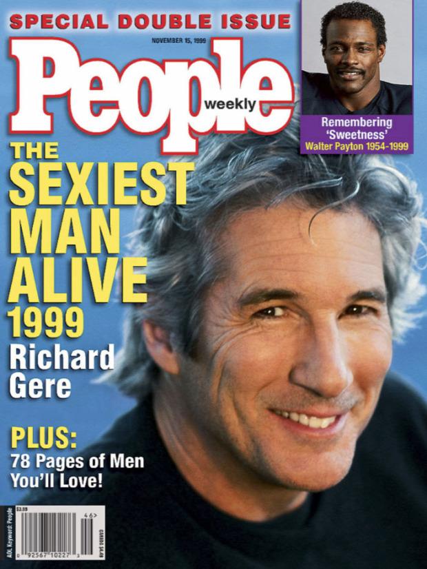 A világ érdekes people legszexibb élő férfi sztár