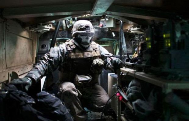 A világ érdekes katona kamuflázs álcázás
