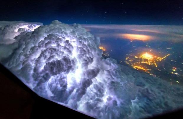 A világ érdekes pilótafülke fénykép