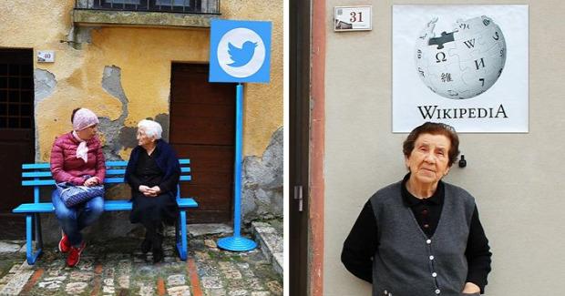 A világ érdekes internet való világ olasz falu Civitacampomarano