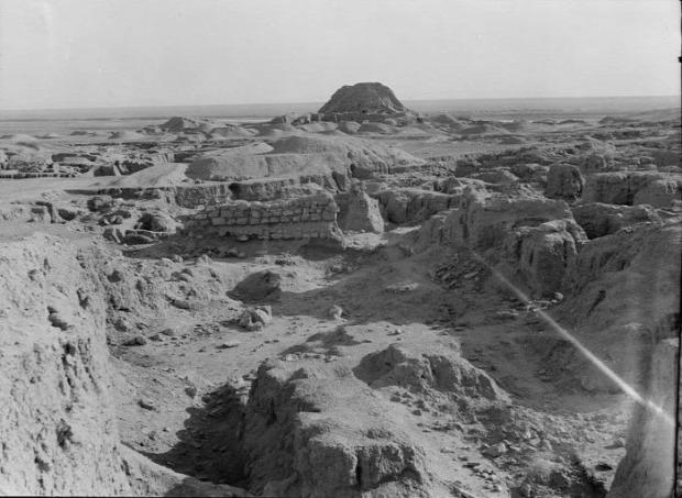 A világ érdekes Iraq régi öreg archív