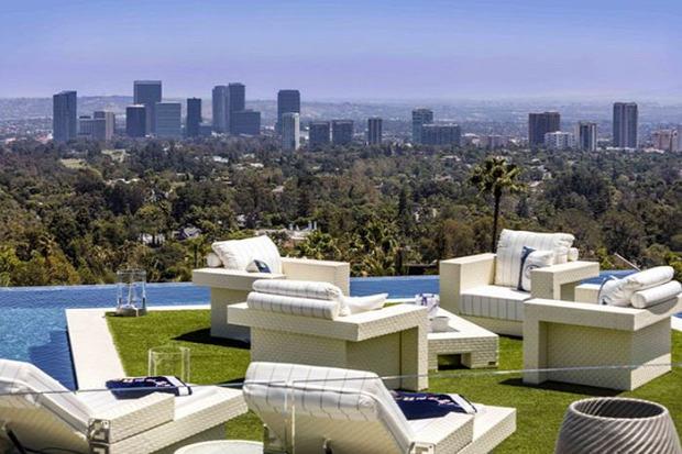 A világ érdekes USA legdrágább  ház Los Angeles