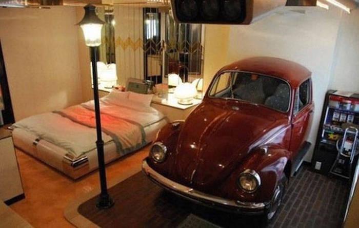 A világ érdekes Japán szálló szálloda fétis