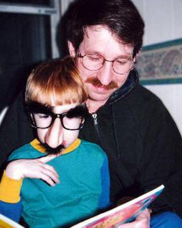 A világ érdekes apa fia hasonlóság genetika