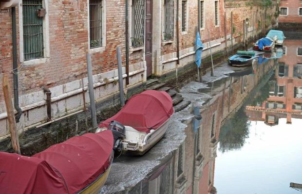 A világ érdekes Velence apály szárazság