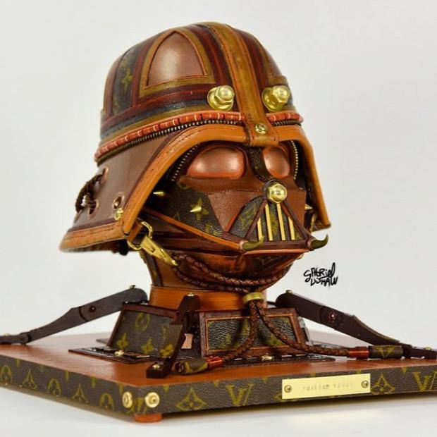 A világ érdekes SW Star Wars Csillagok háborúja szobor táska