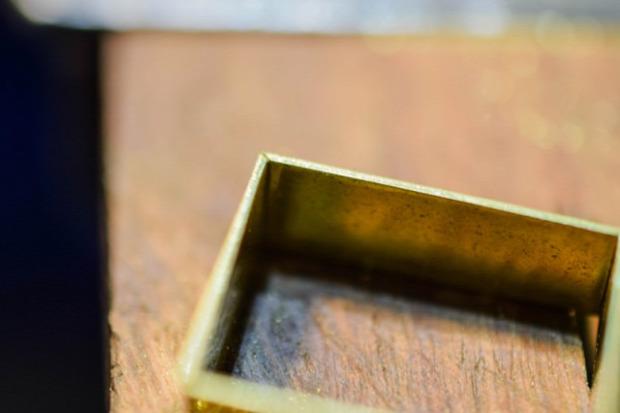 A világ érdekes római lánc karkötő hamis arany sárgaréz