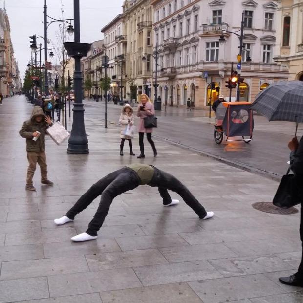 A világ érdekes alak furcsa szobor próbababa