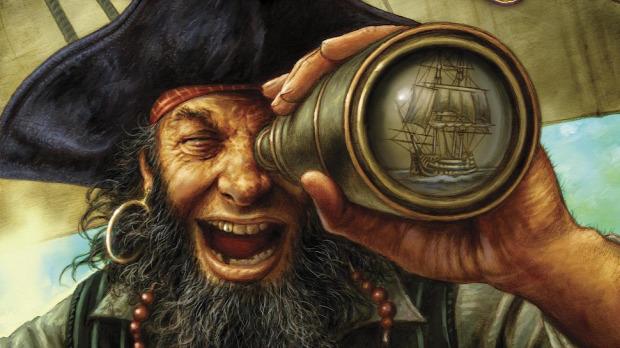 A világ érdekes kalózok feketeszakáll