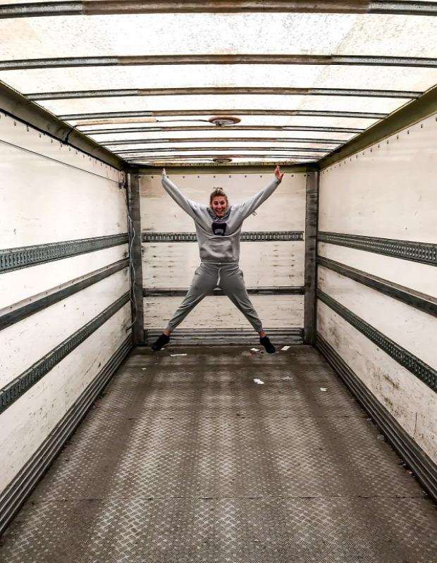 A világ érdekes kamion teherautó átépités lakás otthon lakóautó