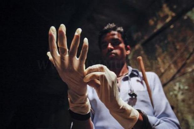 munka India Mumbai patkányfogó