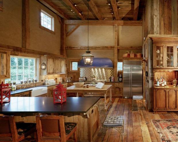 farm pajta átépítés lakóház otthon