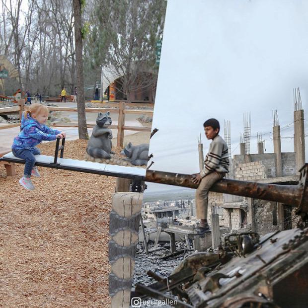 Isten állatkertje két világ ellentmondás szegénység háború