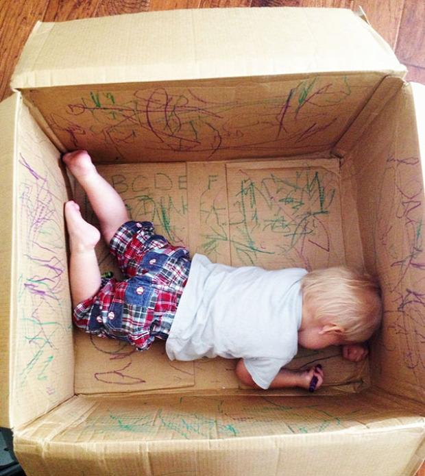 A világ érdekes baba kisgyerek szülő ötlet
