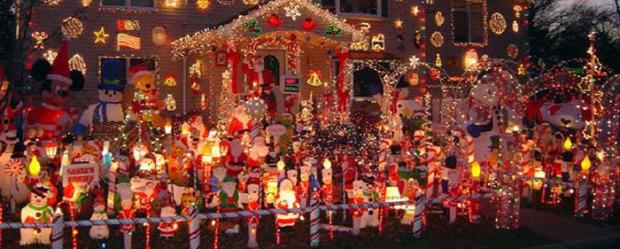 karácsony díszítés