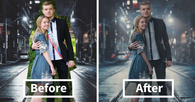 A világ érdekes digitális művész photoshop orosz Max Asabin