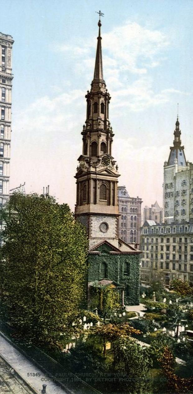 A világ érdekes New York 1900 színezett fotók