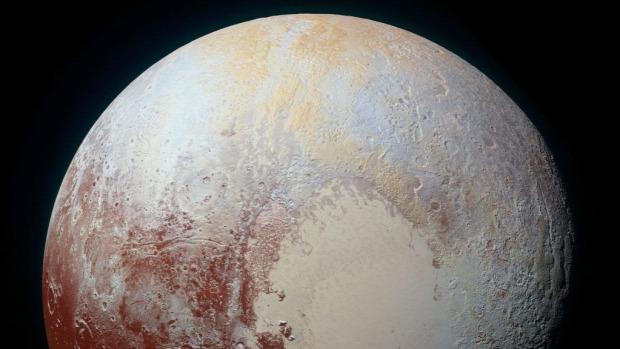 pluto  bolygó