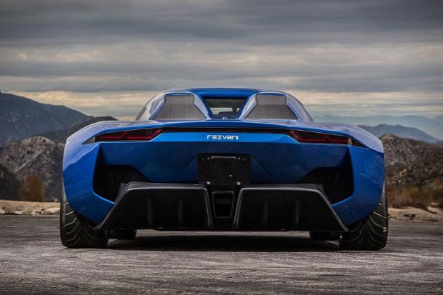 Kütyülógia sportkocsi Rezvani Beast Alpha vadállat