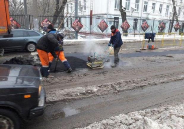 A világ érdekes orosz út autók emberek
