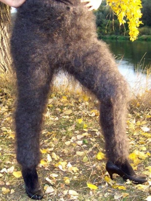 Az isten állatkertje nadrág leggings szőrös