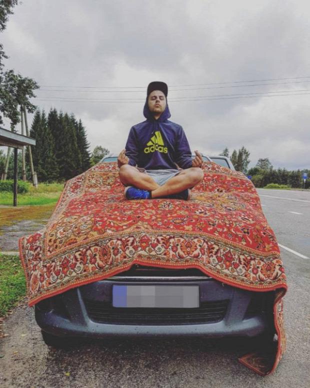A világ érdekes oroszország orosz szőnyeg