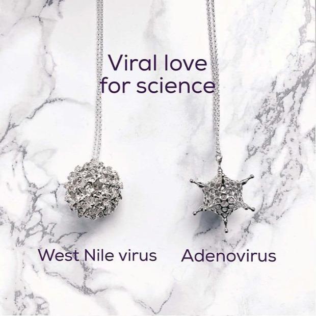 A világ érdekes ékszer gyűrű nyaklánc tudomány