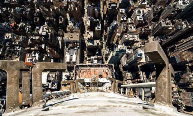 A világ érdekes USA Amerika New York Empire State Building kilátó titkos