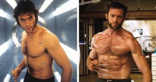 A világ érdekes színész szerep testépítés izom