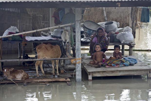 A világ érdekes Ázsia áradás
