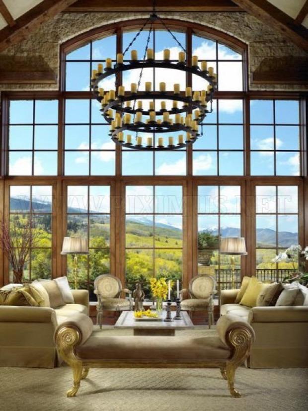 A világ érdekes ingatlan Colorado Sziklás-hegység Aspen Kúria