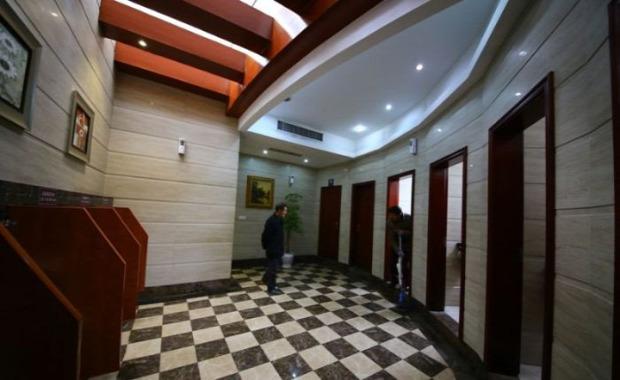 A világ érdekes WC vécé luxus Kína