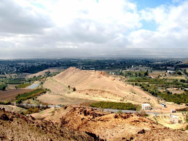 szodoma gomorra pusztulásmeteor becsapódás Jordánia