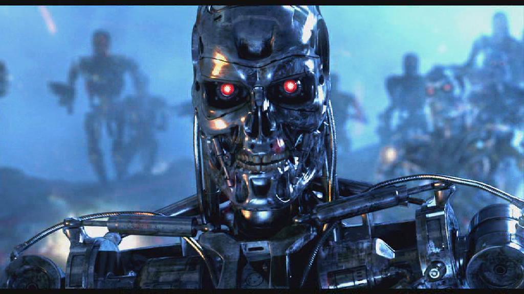 A világ érdekes Terminator James Cameron háború robot