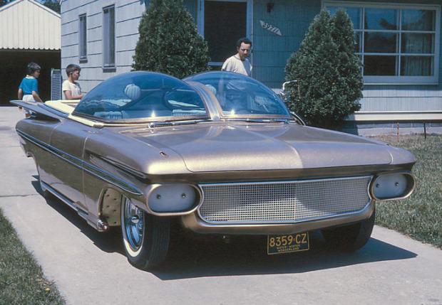 Kütyülógia autó tuning Chevrolet El camino Ultimus