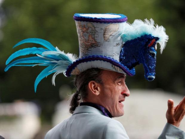 Isten állatkertje Ascot derby kalap