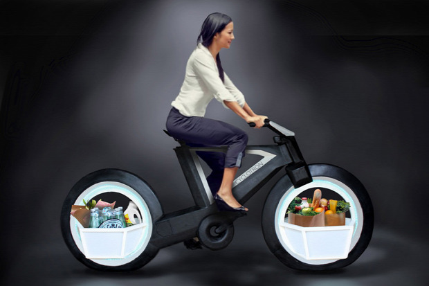 Kütyülógia kerékpár bringa Cyclotron