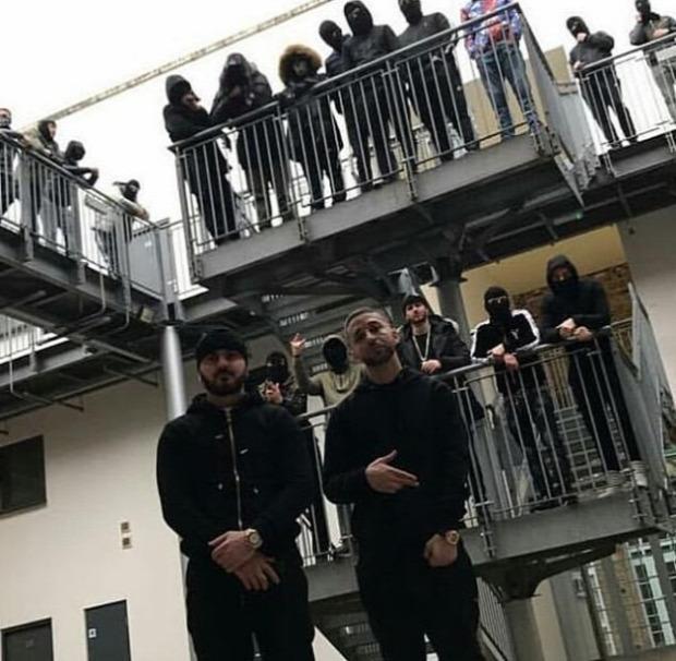 A világ érdekes london gengszter banda