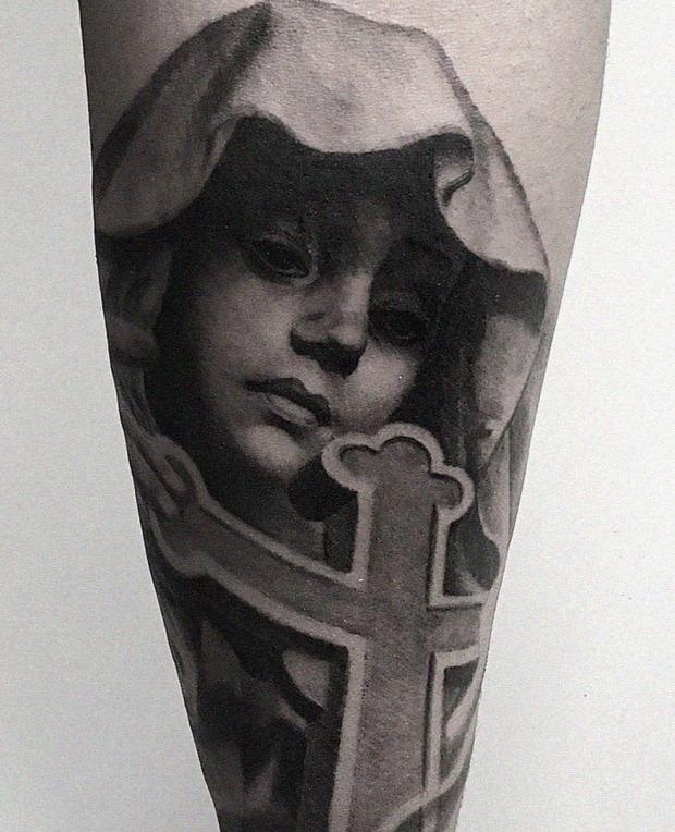 tetoválás tetkó tatoo művészet