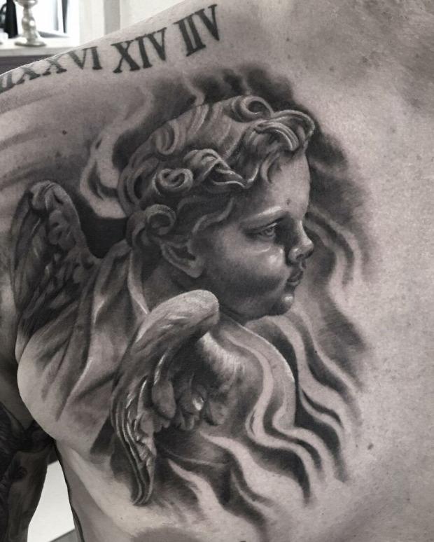 tetoválás tetkó tatoo klasszikus