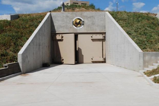 A világ érdekes bunker luxus óvóhely Donald Trump