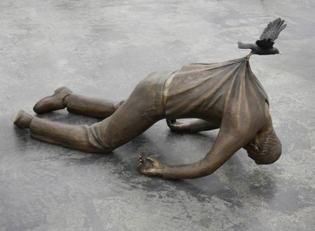 A világ érdekes szobor