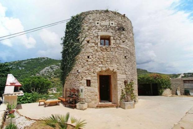 A világ érdekes Horvátország torony felújítás