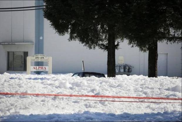 A világ érdekes haboltó hab hó baleset üzemzavar San Jose
